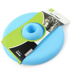 frisbee για σκυλους γαλαζιο