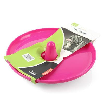 frisbee για σκυλους ροζ