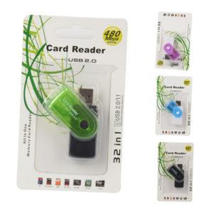 card reader usb 480Mbps