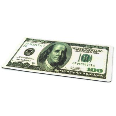 oikonomiko mousepad 100 dollaria