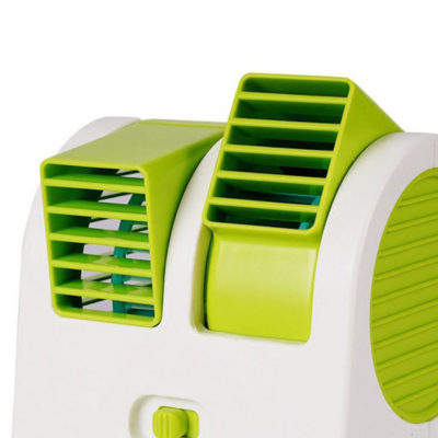 mini usb anemistiras grafeiou air cooler