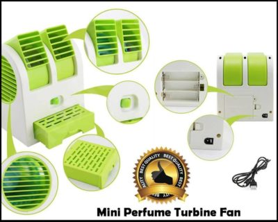 mini air condition anemistiraki usb