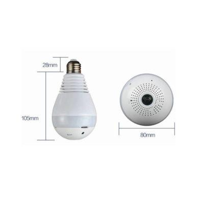 krifi kamera se sxima lampa led