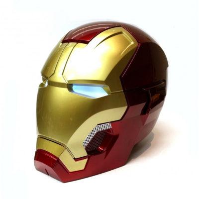 asyrmato hxeio maska iron man