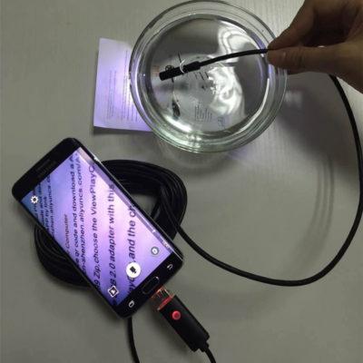 endoskopiki kamera 5 metron gia kinhta