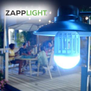 lampa led entomopagida