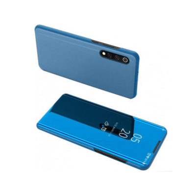 Book Clear View Xiaomi Mi 9 Blue