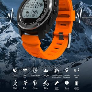 smartwatch me varometro ypsometro thermokrasia