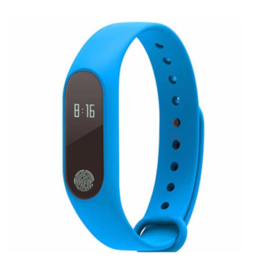 adiavroxo smartband m2 blue