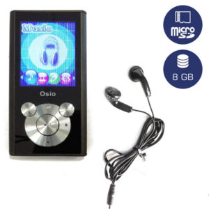mp3 player kai video me egxromi othoni tft