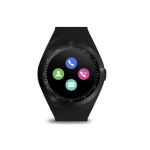 smartwatch andowl me ypodoxh sim kai microsd