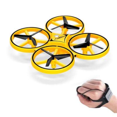 elikoptero drone me led xeirokinhto