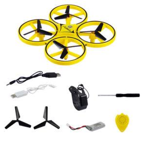 elikoptero drone me xeirismo xeriou