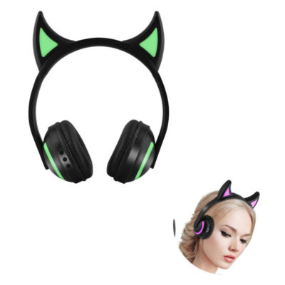 asyrmata bluetooth akoustika devil ear me led fotismo