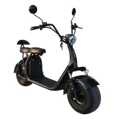 hlektriko patini scooter gia 2 atoma me diskofrena
