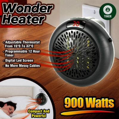 mini sompa prizas wonder heater