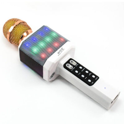 asyrmato bluetooth mikrofono karaoke leyko