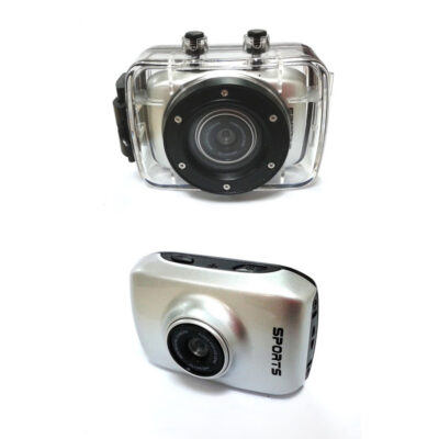 kamera drasis action camcorder me othoni afis