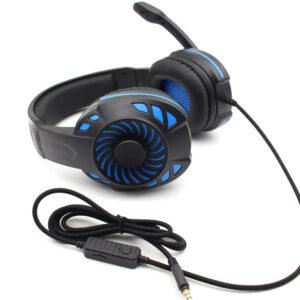 stereofonika akoystika gia gaming me mikrofono