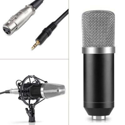 epaggelmatiko mikrofono gia stountio hxografhshs