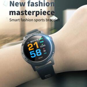 smartwatch bluetooth adiavroxo me egxromi othoni
