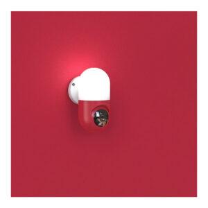 kamera asfaleias lampa me yperythres hd
