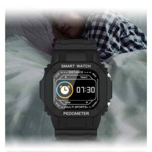 adiavroxo smartwatch katallhlo gia athlitikes drasthriothtes me bluetooth