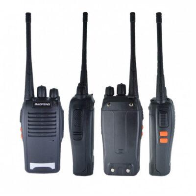 2 asyrmatoi forhtoi pompodektes walkie talkie 5w