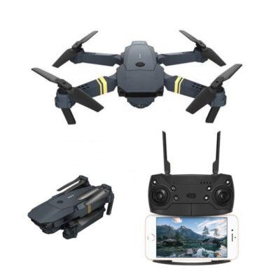 oikonomiko drone quadcopter me kamera hd kai app