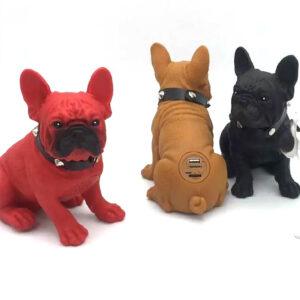 asyrmato epanafortizomeno mini hxeio blutooth se sxima bulldog