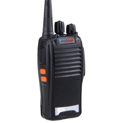 asyrmatos pompodektis walkie talkie dual band 16 kanalia