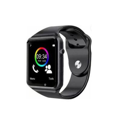 smartwatch bluetooth roloi me egxromi othoni ypodoxh sim kai kamera