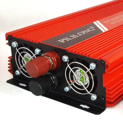 power inverter aytokinhtoy metatropeas tasis 12v 2000w