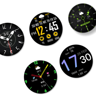 smartwatch me megalh othoni kai katametrisi thermidon palmon