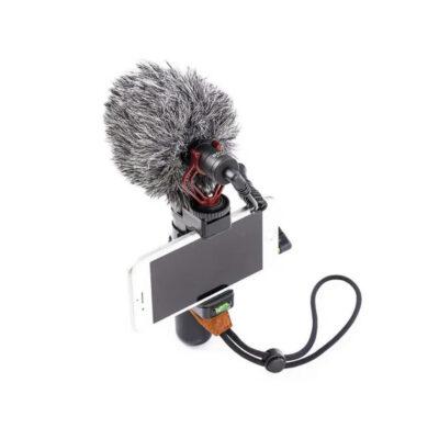 mikrofono me gounino antianemiko gia smartphones ypologistes kai kameres