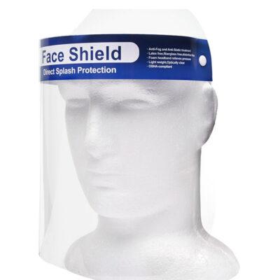 προσοπιδα πλαστικη για προστασια προσωποθ