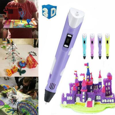 stylo trisdiastatis ektyposis 3d pen