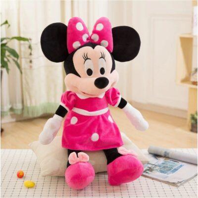 loutrini koukla mini mouse 60 ek roz