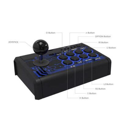 arcade joystic gia ypologisth kinhta playstation
