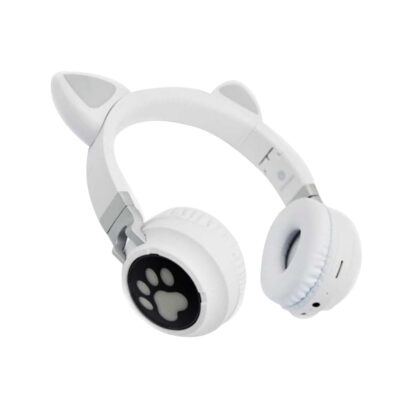 forita akoustika bluetooth headphones cat ears