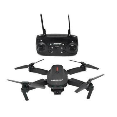 mikro anadiploumeno quadcopter drone me kamera kai xeiristhrio