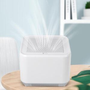 ionistis aera me filtro hepa kai lpampa uv pou gia mikrovia kai osmes