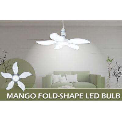 lampa led 75w me dynato fotismo se sxhma fyllon mango