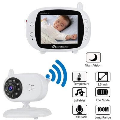 baby monitor kamera parakolouthisis moroy me othoni amfidromi epikoinonia