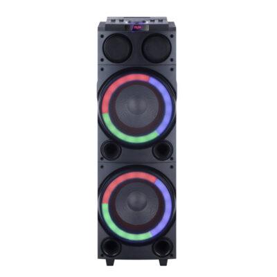isxyro asyrmato hxeio bluetooth super bass karaoke me mikrofono