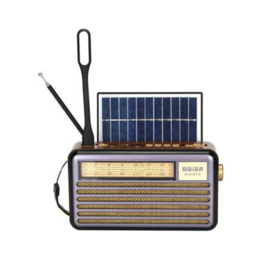 epanafortizomeno radiofono me hliako panel bluetooth