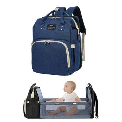 polymorfiko backpack allaxiera krevataki morou