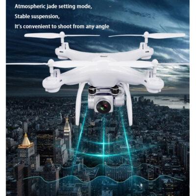 quadcopter drone me kamera kai xeiristhrio